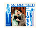 Gold Diggers of 1933  from Left  Ruby Keeler  Dick Powell  1933