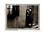 Sherlock Holmes  from Left  Carol Dempster  John Barrymore  1922