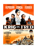 War and Peace  (AKA Krig Og Fred)  1956
