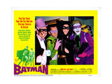 Batman  Burgess Meredith  Frank Gorshin  Lee Meriwether  Cesar Romero