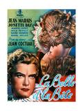 Beauty and the Beast  (AKA La Belle Et La Bete)  Jean Marais  Josette Day  1946