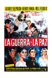 War and Peace  (AKA La Guerra Y La Paz)  1956