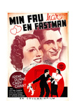 The Awful Truth  (AKA Min Fru Har En Fastman)  1937