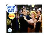 Dancers in the Dark  from Left  George Raft  Miriam Hopkins  1932