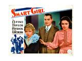 Smart Girl  from Left  Ida Lupino  Kent Taylor  Gail Patrick  1935