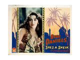 She's a Sheik  Bebe Daniels  1927