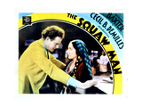 The Squaw Man  from Left  Charles Bickford  Lupe Velez  1931