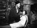 Carmen Jones  from Left  Harry Belafonte  Dorothy Dandridge  1954