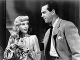 Double Indemnity  from Left  Barbara Stanwyck  Fred Macmurray  1944