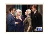 Platinum Blonde  from Left  Robert Williams  Jean Harlow  Louise Closser Hale  Reginald Owen  1931