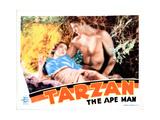 Tarzan the Ape Man  from Left: Maureen O'Sullivan  Johnny Weissmuller  1932