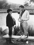 A Child Is Waiting  from Left: Judy Garland  Burt Lancaster  1963