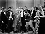 Monkey Business  Zeppo Marx  Groucho Marx  Harpo Marx  Rockliffe Fellowes  Chico Marx  1931