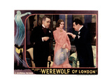 Werewolf of London  from Left  Henry Hull  Valerie Hobson  Warner Oland  1935