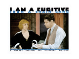I Am a Fugitive from a Chain Gang  from Left: Glenda Farrell  Paul Muni  1932