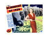 The Big Broadcast of 1936  Ethel Merman  1935