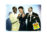 Stormy Weather  from Left: Bill Robinson  Lena Horne  Cab Calloway  1943