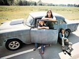 Two-Lane Blacktop  Laurie Bird  James Taylor  Dennis Wilson  1971