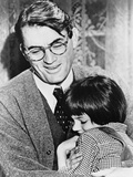 To Kill a Mockingbird  from Left: Gregory Peck  Mary Badham  1962