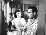 From Here to Eternity  from Left: Donna Reed  Montgomery Clift  1953