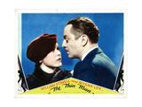 The Thin Man  from Left  Maureen O'Sullivan  William Powell  1934