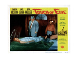 Touch of Evil  Janet Leigh  Orson Welles  Akim Tamiroff  1958