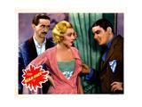 Scarface  from Left  Osgood Perkins  Karen Morley  Paul Muni  1932