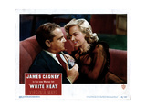 White Heat  from Left  James Cagney  Virginia Mayo  1949