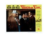 Touch of Evil  Orson Welles Victor Milan  Joseph Calleia  Charlton Heston  1958