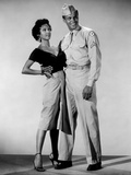 Carmen Jones  from Left: Dorothy Dandridge  Harry Belafonte  1954