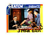 Speak Easily  from Left: Buster Keaton  Thelma Todd  Jimmy Durante  1932