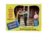 Love Me Tender  Elvis Presley  Richard Egan  Debra Paget  1956