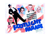 Footlight Parade  Dick Powell  Ruby Keeler  James Cagney  Joan Blondell  1933