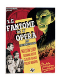 Phantom of the Opera  (AKA Le Fantome De L'Opera)  1943
