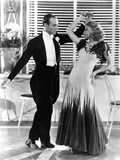 The Gay Divorcee  from Left  Fred Astaire  Ginger Rogers  in 'The Continental' Number  1934