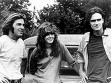 Two-Lane Blacktop  Dennis Wilson  Laurie Bird  James Taylor  1971
