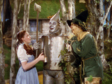The Wizard of Oz  from Left: Judy Garland  Jack Haley  Ray Bolger  1939