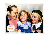 Baby Take a Bow  from Left  James Dunn  Shirley Temple  Claire Trevor  1934
