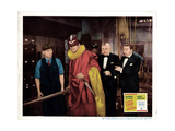 Charlie Chan at the Opera  Boris Karloff (Red)  1936