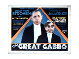 The Great Gabbo  Erich Von Stroheim  1929