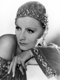 Mata Hari  Greta Garbo  Portrait by Clarence Sinclair Bull  1931