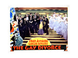 The Gay Divorcee  from Left  Ginger Rogers  Fred Astaire  1934