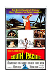 South Pacific  Top from Left: Rossano Brazzi  Mitzi Gaynor (And Sailor Suit Center)  1958