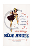 The Blue Angel  (AKA Der Blaue Engel)  Marlene Dietrich  1930