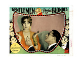 Gentlemen Prefer Blondes  from Left  Ruth Taylor  Holmes Herbert  1928