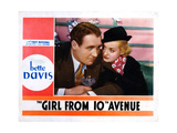 The Girl from 10th Avenue  from Left  Ian Hunter  Bette Davis  1935