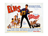 California Holiday (AKA Spinout)  Center: Elvis Presley  1966