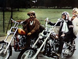Easy Rider  from Left: Dennis Hopper  Peter Fonda  Jack Nicholson  1969