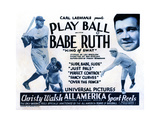 Play Ball with Babe Ruth  Babe Ruth  1920