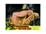 Frankenstein Meets the Wolf Man  Main Image: Gil Perkins (Bela Lugosi's Stunt Double)  1943